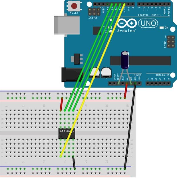 Miniaturizing arduino projects alpha core