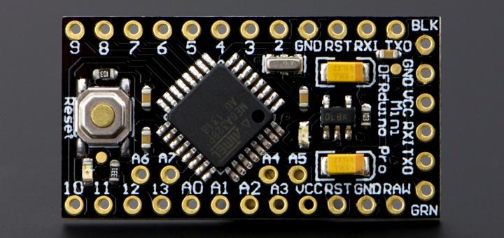 DFRduino Pro Mini