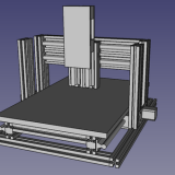 FreeCAD CNC Router